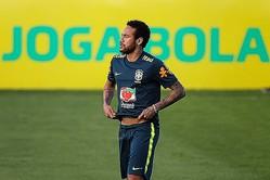 ブラジル代表のネイマール photo/Getty Images