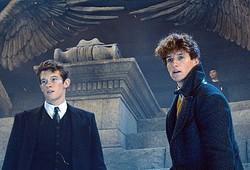 ついに! - 第2弾『ファンタスティック・ビーストと黒い魔法使いの誕生』より  - Warner Bros. / Photofest / ゲッティ イメージズ
