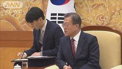 韓国大統領「GSOMIA維持は難しい」米国防長官に