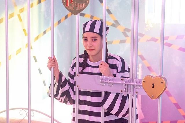 新木優子『モトカレマニア』のオフショットを公開「可愛い