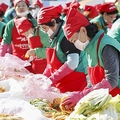 韓国飲食店のキムチ無料提供 中国産キムチ無しには維持できず?