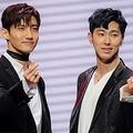 (文=S-KOREA編集部)東方神起のユンホ(右)とチャンミン