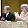 天皇皇后両陛下の拍手のやり方にまつわるエピソード(写真:時事通信フォト)