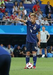 サッカー元日本代表MF本田圭佑