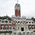 「パソコンに触ったことのないIT担当大臣」など、台湾ではありえない——。台湾政治の中心、台北の台湾総統府。