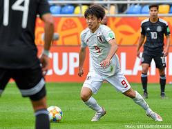 2試合連続先発のMF斉藤光毅(横浜FC)