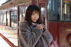 """不定期連載""""彼女と鉄道""""しなの鉄道の観光列車「ろくもん」に彼女と乗ってきた"""