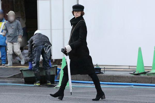 [画像] 米倉涼子 ギャラ1億円…ドクターX降板で捨てた失敗しない道