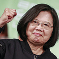 闘いに勝とう 台湾総統が日本に