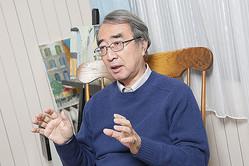 「ジャック・マー氏や柳伝志氏など、大物起業家が第一線から退いているのも、中国バブル崩壊に備えてのことかもしれません」と語る真壁昭夫氏