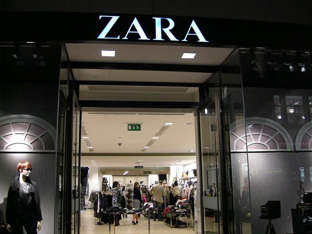 [画像] ZARA、伊食品会社相手に商標問題で逆転勝訴。自分の名を使われるのは許さない、その企業姿勢