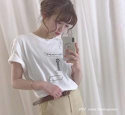 Tシャツ1枚でモテる。男性から評価が高い「女性のためのTシャツ」4つ