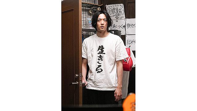 シャツ 岡田 教授 t