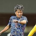 南の代表初得点を皮切りにゴールラッシュとなったなでしこジャパン。写真:金子拓弥(サッカーダイジェスト写真部)