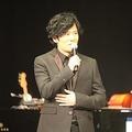 コンサートのナビゲーターを務める稲垣吾郎