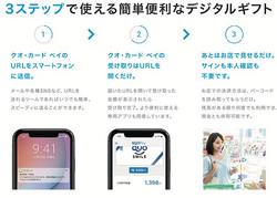 「QUOカード」がデジタル化、スマホで使える「QUOカードPay」として3月デビュー
