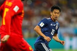 大会4試合目の初のフル出場を果たし、出色の出来を示した香川。背番号10の面目躍如だ。(C)Getty Images