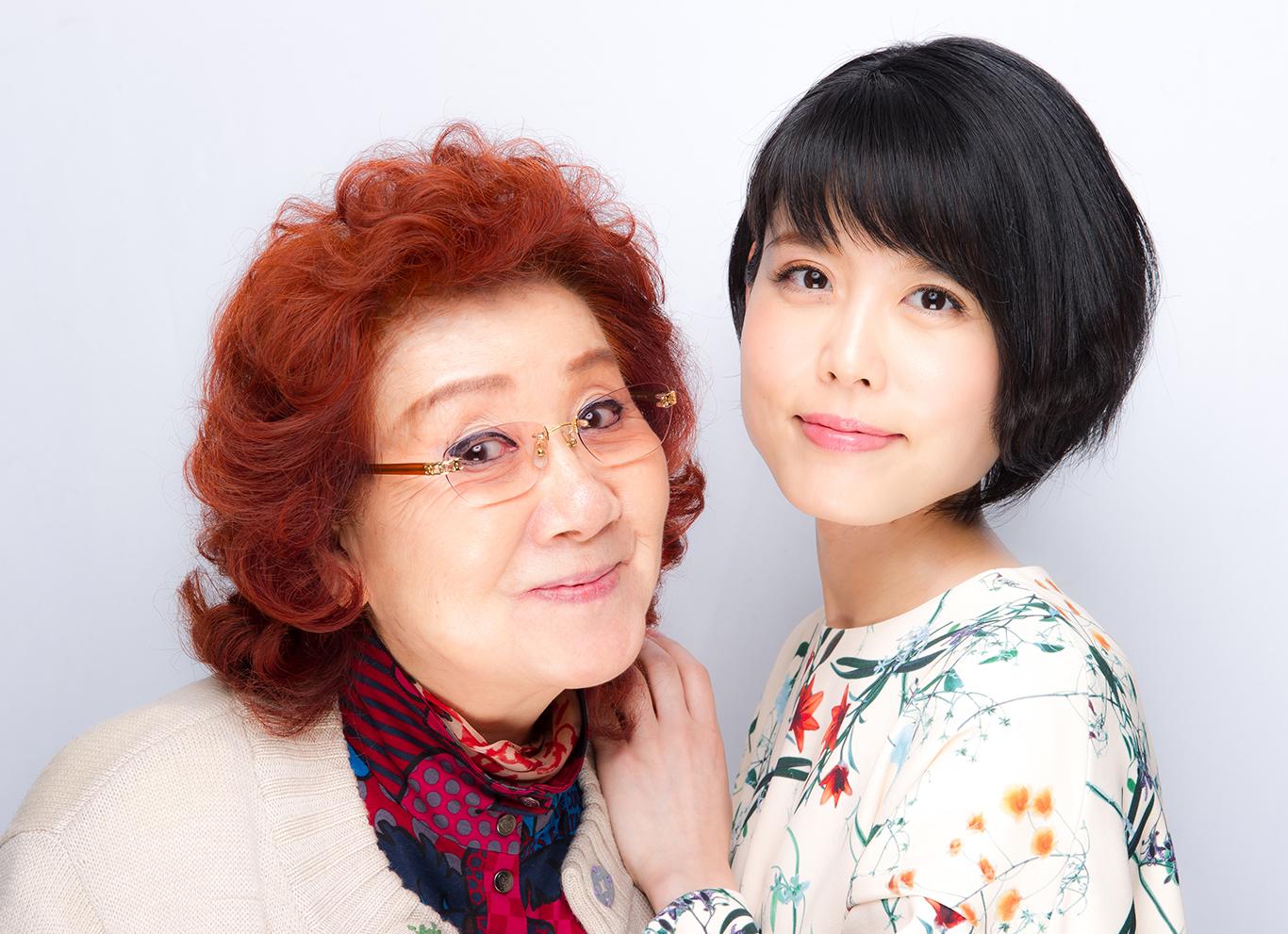 平凡で、お隣にいそうな親子にしたい。沢城みゆき×野沢雅子が作る新たな『鬼太郎』