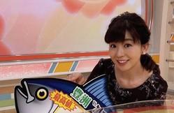 魚好きの松尾由美子アナ、豊洲市場にエール!「皆さんにとって使い勝手が良くなるといいな」