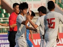 U-18日本代表はFW大森真吾(順天堂大)の連続ゴールを皮切りに9得点