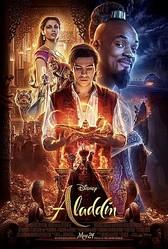 実写版『アラジン』のポスター(画像は『Disney's Aladdin 2019年3月12日付Instagram「Check out the new poster for Disney's #Aladdin.」』のスクリーンショット)