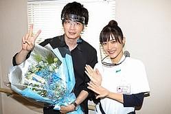 田中圭、ドラマ『アンサング・シンデレラ』クランクアップ