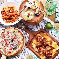 【体験レポ】伊勢丹新宿店の屋上ビアガーデン!リゾート気分で本格イタリアンを堪能