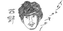 西野亮廣はネットと地上波で別人(イラスト/ヨシムラヒロム)