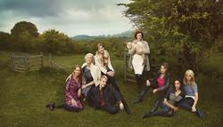 アニー・リーボヴィッツが手がけた「Marks & Spencer (マークス&スペンサー)」の広告に、ヘレン・ミレンやトレイシー・エミン、カレン・エルソンなど英国を代表する女性たちが登場