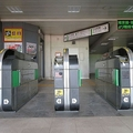 改札まで…完全に渋谷駅です