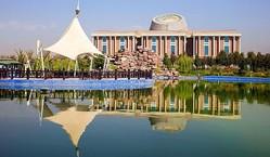 日本代表が戦うタジキスタンのスタジアム、なんと「隣が動物園」だった