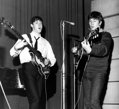 """[画像] ポール、ビートルズ解散時""""確執""""は誤解"""