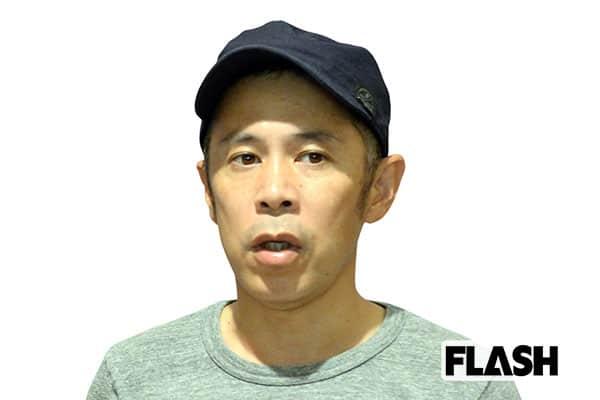 岡村隆史、独特すぎるナンパ術を暴露される「ゴミためにダイブ」