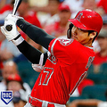 ST LOUIS, MO - JUNE 23: Shohei Ohtani #17 of the Los Angeles Angels of Anaheim bats against the St. Louis Cardinals in the sixth inning at Busch Stadium on June 23, 2019 in St. Louis, Missouri. (Photo by Dilip Vishwanat/Getty Images)