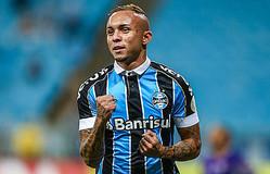 ブラジル代表エヴェルトンがグレミオ退団へ…移籍先有力候補はアーセナル