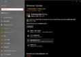 Windows Updateの設定画面