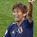 乾貴士 日本代表