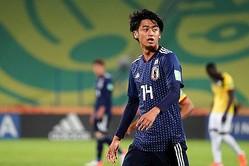 初戦で世界実感の西川潤、第2戦へ「勝利に貢献できるプレーをしたい」