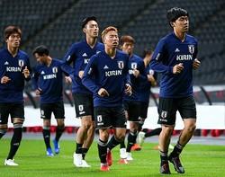 7日に開催が予定されていた日本代表対チリ代表の試合は中止が決まった。写真:山崎賢人(サッカーダイジェスト写真部)