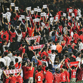 サッカーW杯アジア予選 中国国歌に香港サポーターが大ブーイング