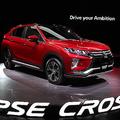 三菱の新型SUV「エクリプスクロス」トヨタのCH-Rに対抗できるのか?