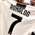 ロナウドのユニフォーム、ユヴェントス移籍1日でなんと「52万枚売れる」!