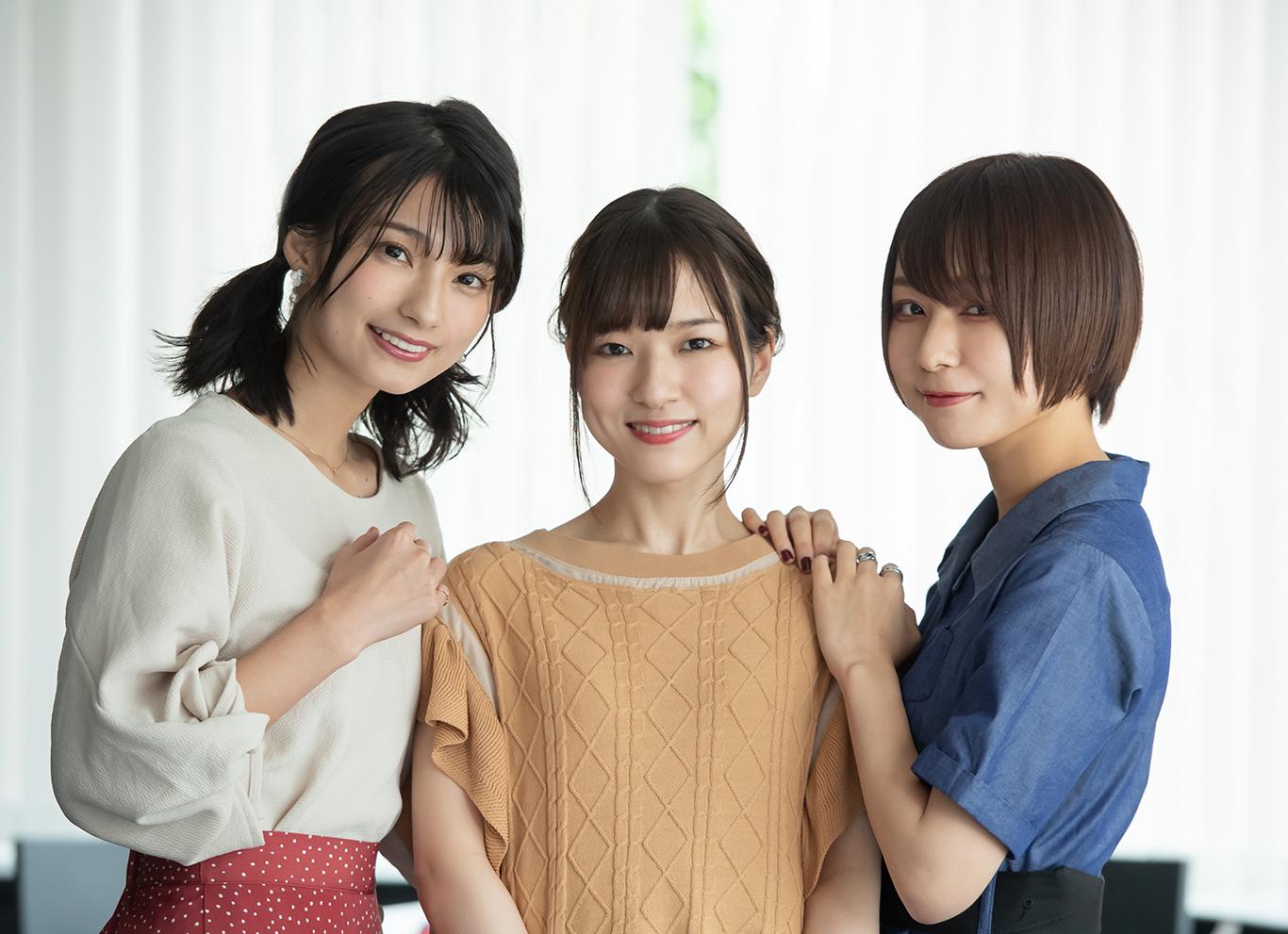 宮下早紀×高野麻里佳×富田美憂 ボードゲームで深まる3人の絆