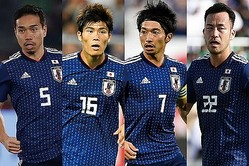 パラグアイ戦後は、ミャンマーへ移動し、カタール・ワールドカップ2次予選の初戦ミャンマー戦を戦う日本代表(C) SOCCER DIGEST