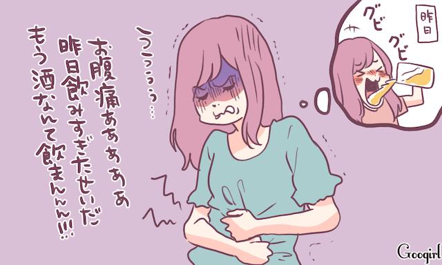 痛い 時 お腹