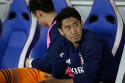 4年前の借りを返し、日本代表を躍進へと導けるか。香川がブログで綴ったのは、不退転の決意だ。写真:茂木あきら(サッカーダイジェスト写真部)
