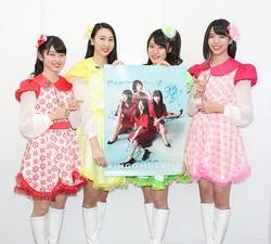12年ぶりとなる2ndアルバム『RINGOSTARS』をリリースする、りんご娘にインタビュー!