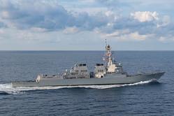 米軍艦船2隻が台湾海峡を航行、中国は反発