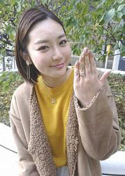 「カンパチ芸人」半田あかりが14歳年下の一般男性と交際3カ月で結婚