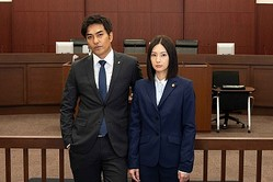 弁護士&検察官役としてタッグを組む北川景子と北村一輝